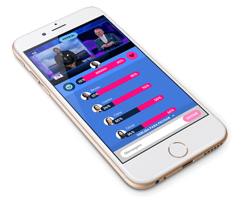 Live User Engagement