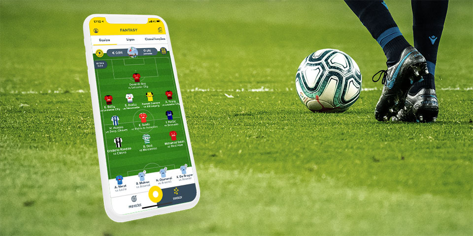 Sports App with gamification